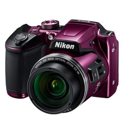 Nikon COOLPIX B500, pflaume