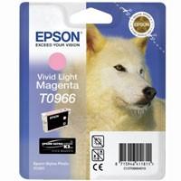 Epson Tinte (T0966) light magenta für R2880