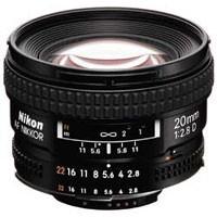 Nikon AF NIKKOR 2,8/20 D