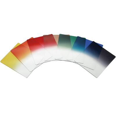 Dörr GO2-System Farbverlauf Filter, gelb