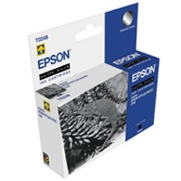 Epson Tinte (T0348) matt schwarz für Photo 2100