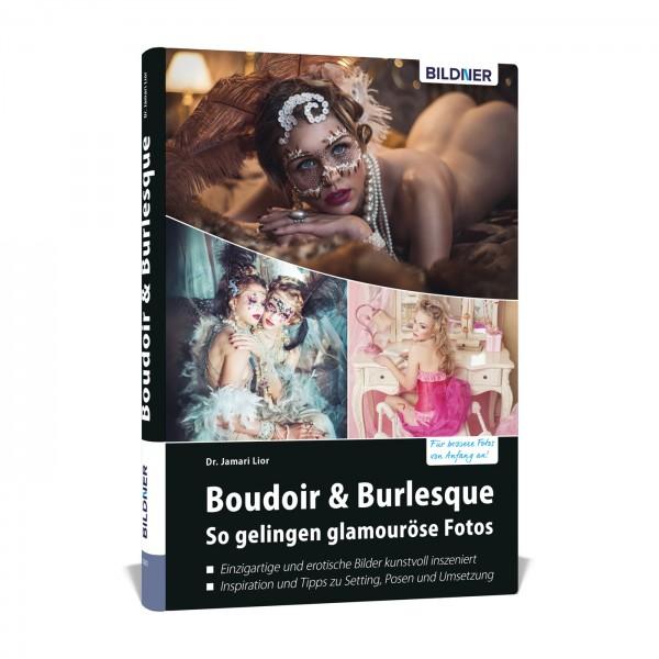 Buch: Boudoir & Burlesque
