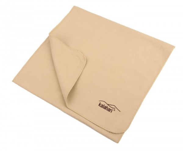 kalahari Microfasertuch Magic Pocket, sand