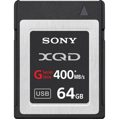 Sony XQD-Karte G-Serie 64 GB