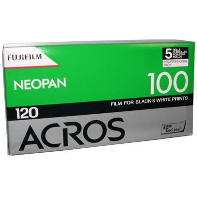 Fuji Neopan Acros 100 120er 5er Pack