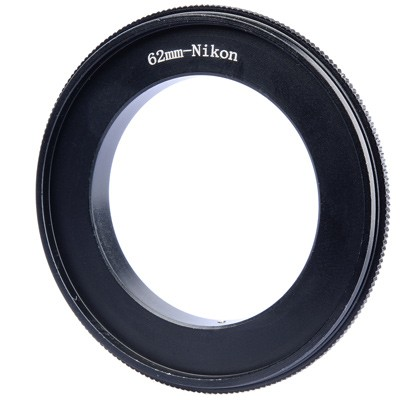 B.I.G. Umkehrring Nikon F - 62mm