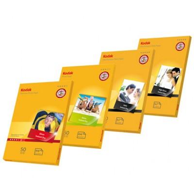 Kodak Premium Gloss 240g, 10x15, 50 Blatt