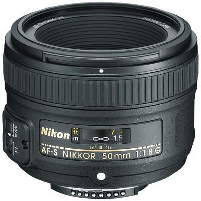 Nikon AF-S NIKKOR 1,8/50mm G