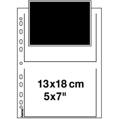 Hama Negativ-Ablageblätter für 2 Blatt 13x18