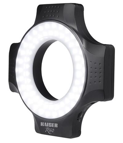 Kaiser LED Ringleuchte R60
