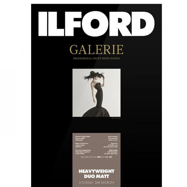 Ilford Galerie Prest. Heavyweight Duo Matt A4 50Bl
