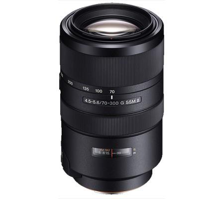 Sony Objektiv SAL 4,5-5,6/70-300 G SSM II