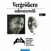 Buch: Vergrößern S/W, Günter Spitzing