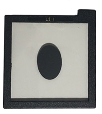 Cromatek Maske oval Spot klar LS1