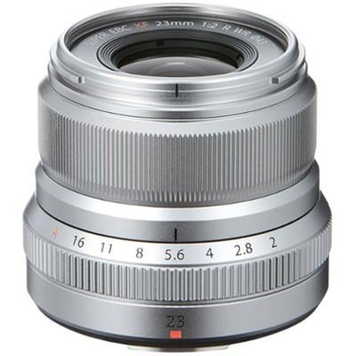 Fuji FUJINON XF 2/23mm R WR, silber