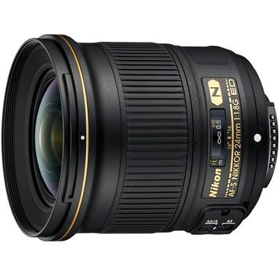 Nikon AF-S NIKKOR 1,8/24 G ED