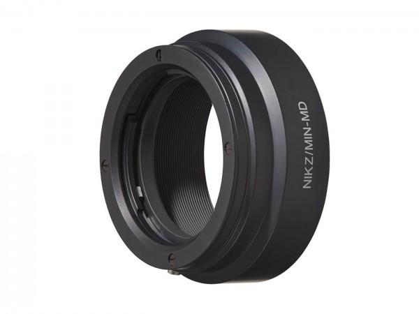 Novoflex Adapter Nikon Z für Min. MD/MC Objektive