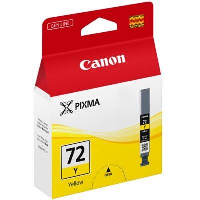 Canon Tinte PGI-72 Y gelb