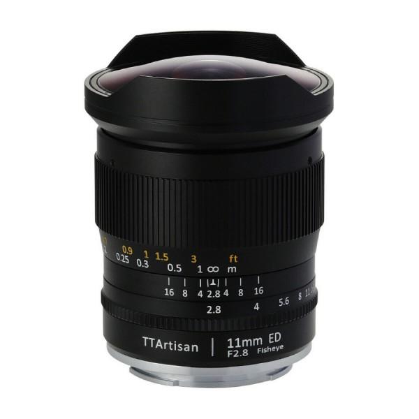 TTArtisan 11mm f/2,8 für Canon RF