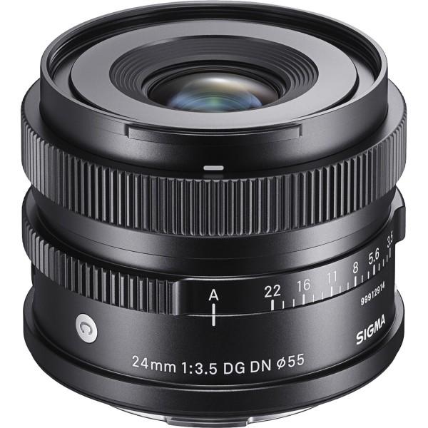 Sigma 3,5/24 mm DG DN [C] für Sony-E