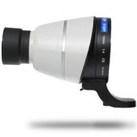 Lens2scope 10 mm Canon EOS, Geradeinsicht, weiß