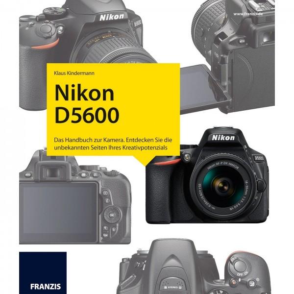 Buch: Nikon D5600 Das Handbuch zur Kamera