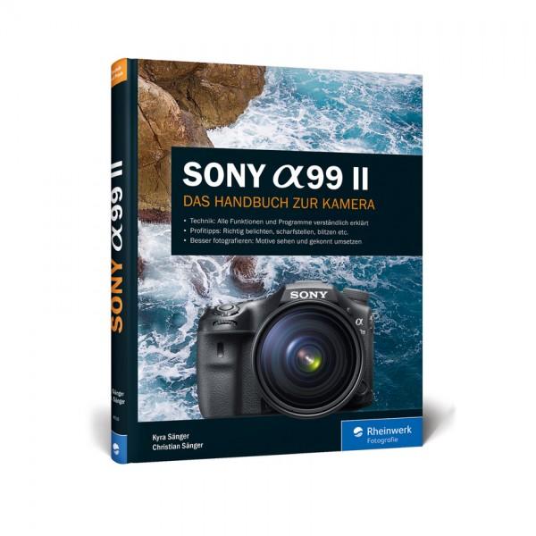 Buch: Sony alpha 99II