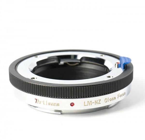 7Artisans Makro-Fokusadapter Leica M an Nikon Z