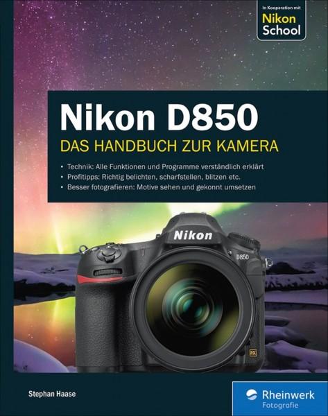 Buch: Nikon D850, Das Handbuch zur Kamera