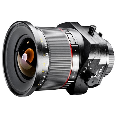 Walimex pro 3,5/24mm Tilt-Shift für Canon