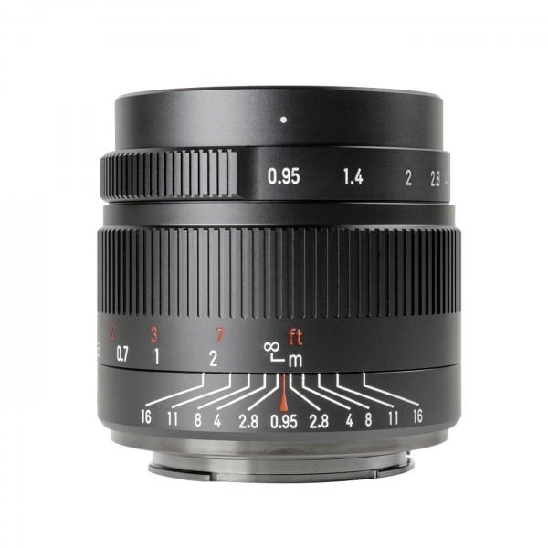 7Artisans 35mm f/0,95 für Fuji X