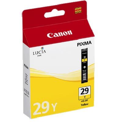 Canon Tinte PGI-29Y yellow