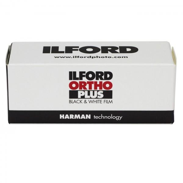 Ilford ORTHO PLUS S/W-Film 120
