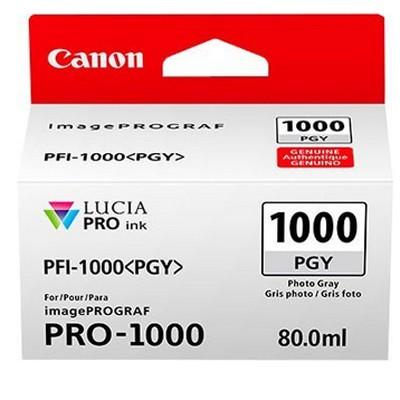 Canon PFI-1000PGY foto-grau