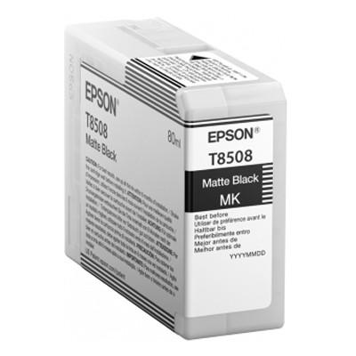 Epson Tinte T8508 Matte Black