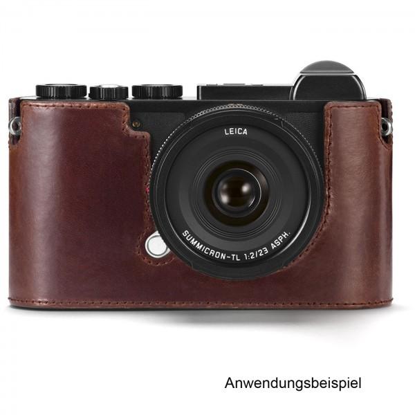 Leica Protektor CL Leder, braun