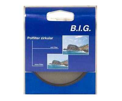 B.I.G. Polfilter zirkular 58mm