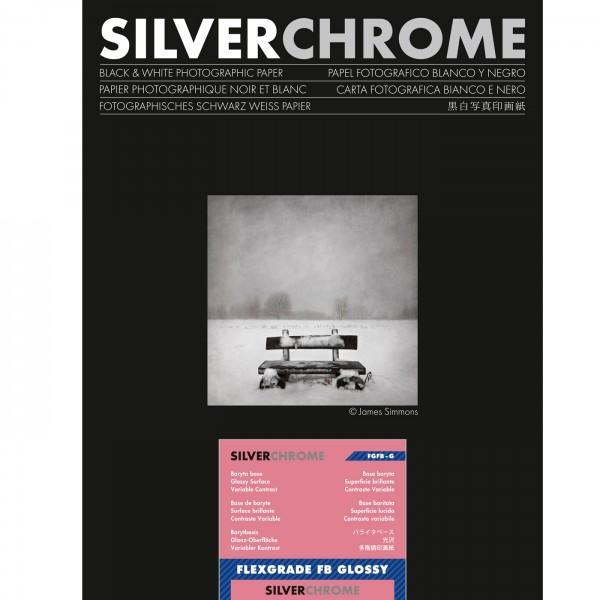 Silverchrome Flexgrade 25 Bl. 13x18 glossy FGFB-G
