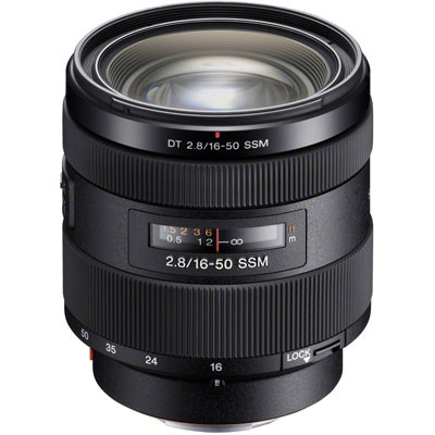 Sony Objektiv SAL 2,8/16-50mm DT SSM