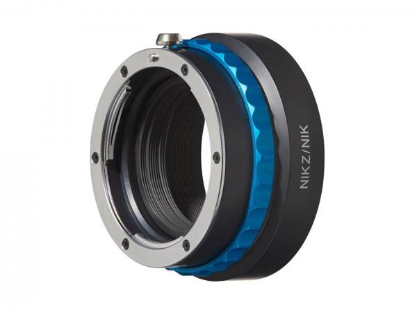 Novoflex Adapter Nikon Z für Nikon F Objektive