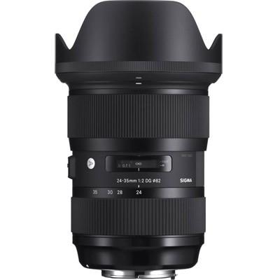 """Sigma 2,0/24-35mm DG HSM """"Art"""" für Nikon F"""