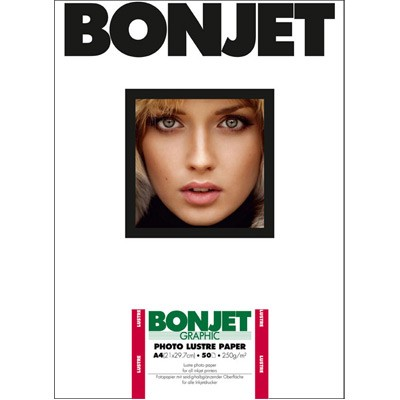 BONJET Graphic Photo Lustre A3+ 50 Bl. 250g