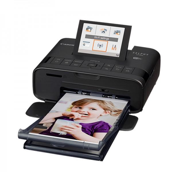 Canon SELPHY Fotoprinter CP1300, schwarz
