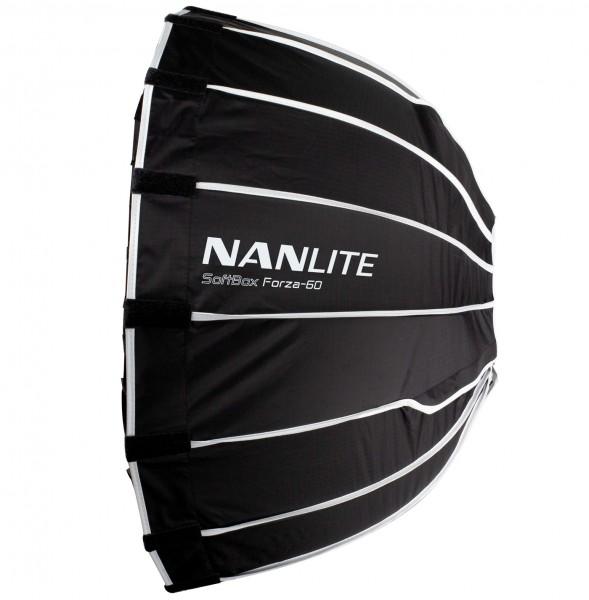 NANLITE Easy-up Parabol-Softbox SB-/FZ60, 60cm