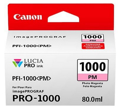 Canon PFI-1000PM foto-magenta