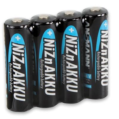 Ansmann NiZN-Akku 1,6V Micro 4er Pack
