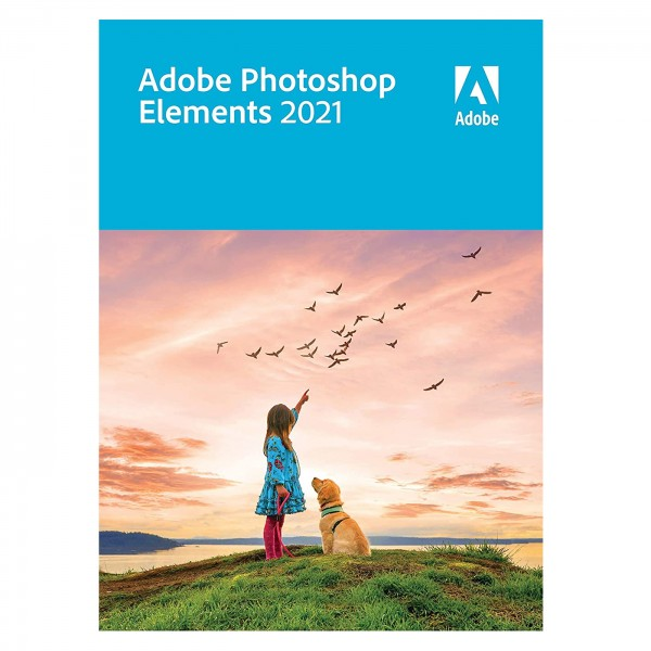 Adobe Photoshop Elements 2021 Mac/Win Vollversion