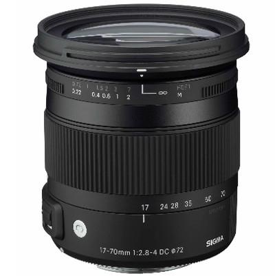 "Sigma 2,8-4/17-70mm DC Macro OS HSM ""C"" für Nikon"