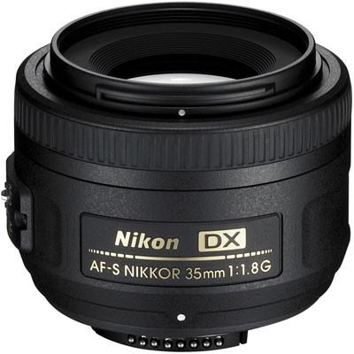 Nikon AF-S DX NIKKOR 1,8/35 mm G