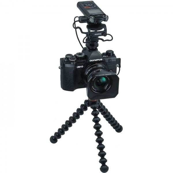 Olympus E-M5 Mark III Vlogger Kit + 2/12mm + LS-P4